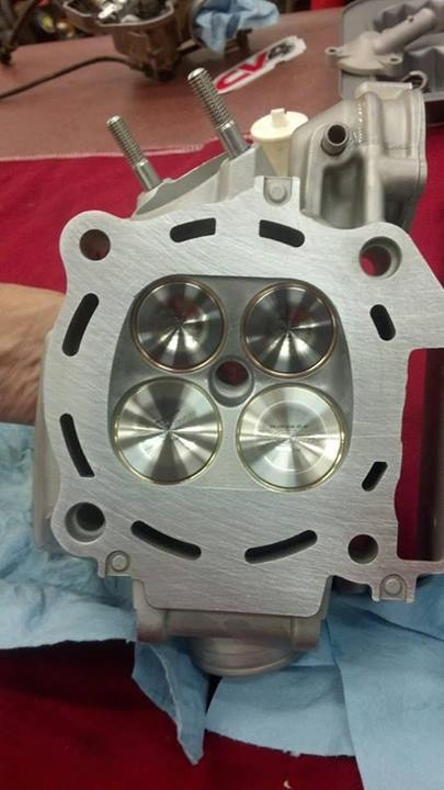 Engine Department – DeRisi Racing Inc